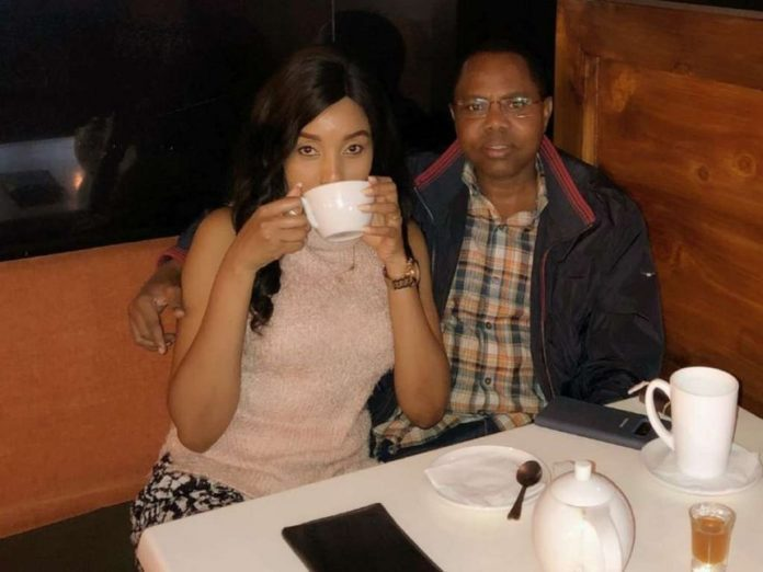 doreen Majala  - Kenyan celebrities who escaped abusive marriages with their lives!
