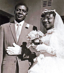 evebridal161010 01 - Photos of the two women Robert Mugabe loved to his death