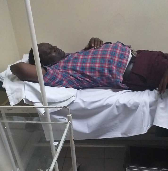 ggg e1568366014449 - Exclusive: Kamande Wa Kioi speaks out after freak road accident on Thika Road