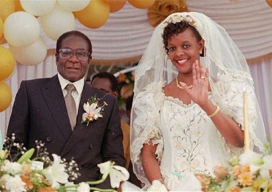 marriage - Photos of the two women Robert Mugabe loved to his death