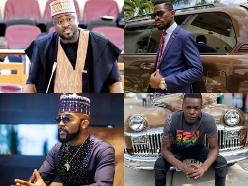 Prominent African artistes/actors you didn't know were politicians
