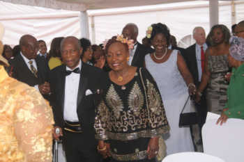 unnamed 13 350x233 - 'He was arrested on wedding eve,' Beth Mugo on 61 years in marriage