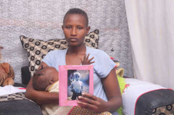 unnamed2 350x233 - Mother of son killed by cops narrates last moments