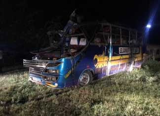 Eldoret Express bus accident