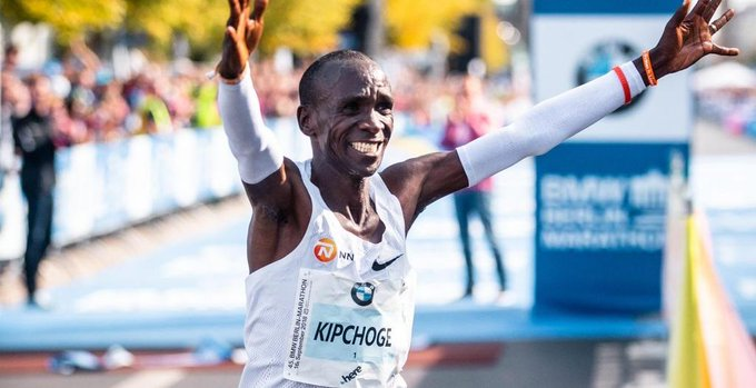 'It will not happen in my life...' Eliud Kipchoge rubbishes weird tradition