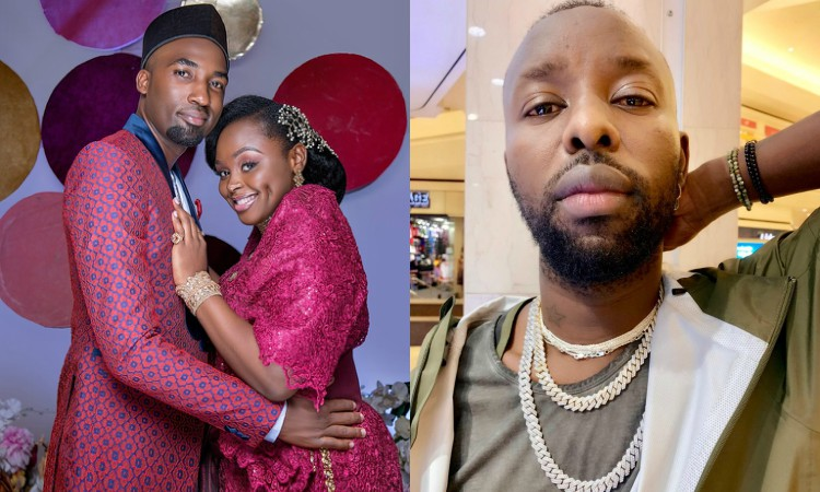 'I'm sorry,' Eddy Kenzo apologises after wife Rema left him for a Ugandan doctor