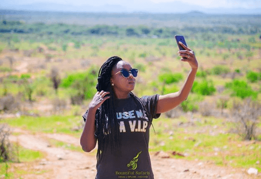 Nikome! 'Don't mention my name in things you don't know!' Jacque Maribe blasts fan
