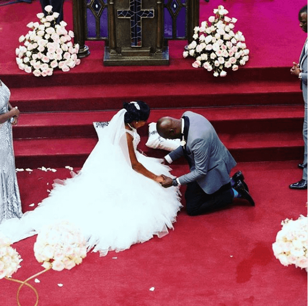 Love lives here! Why Dennis Okari's marriage to Joy Naomi is solid