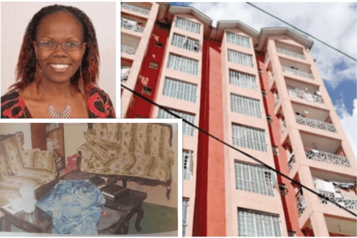 UON lecturer Hannah Inyama kept dead son in house praying for his resurrection