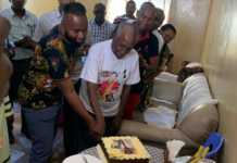 Mzee Ngala birthday