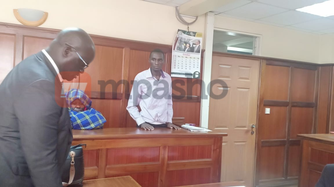 Antony Kilonzo pleaded guilty to the murder case involving a mother and daughter in Machakos over the weekend