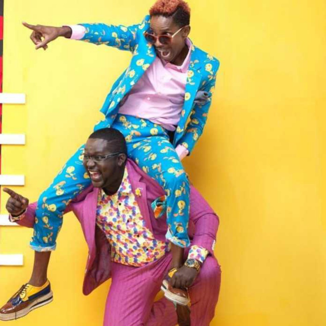 '5 months after joining Churchill Show I was very broke,' Eric Omondi narrates