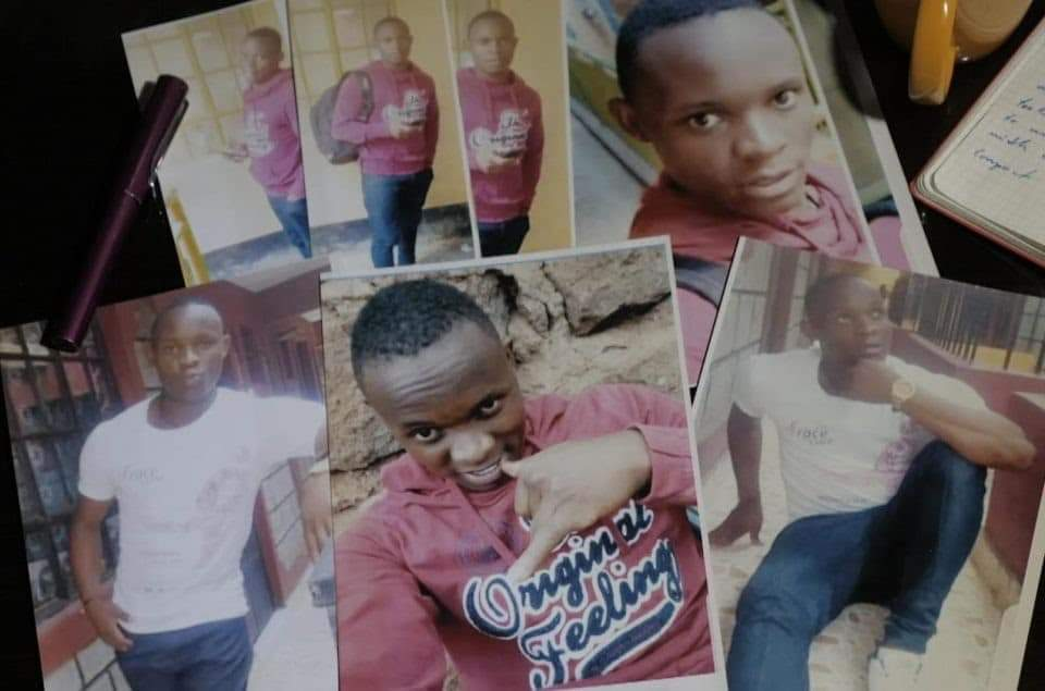 'We have tried his phone, it isn't going through!' Paul Manyasi's parents lament