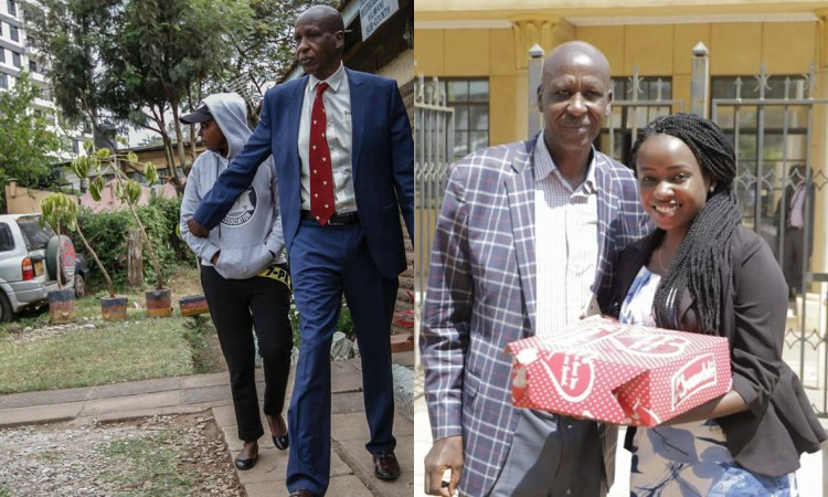 'Never forget this man...he fought for you,' fans beg Jacque Maribe