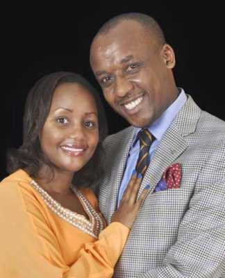 Anita and Mutula