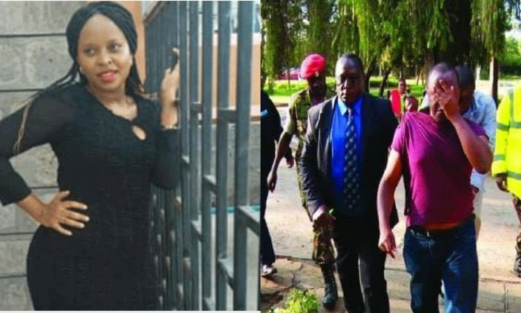 'I warned her not to visit Peter Mugure,' Joyce Syombua's mother speaks