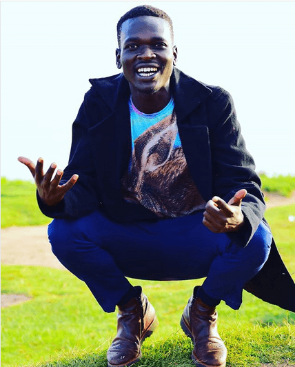 Actor Nyambegea