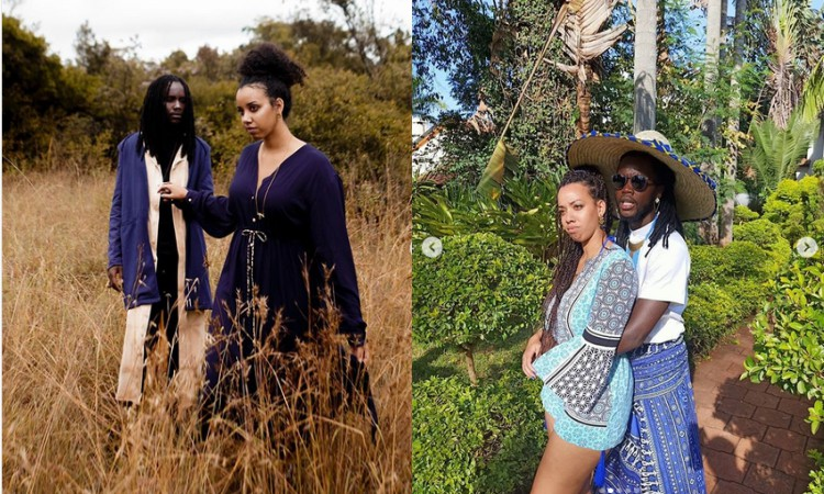 harusi tunayo! Lupita's brother Junior Nyong'o and girlfriend hold engagement party