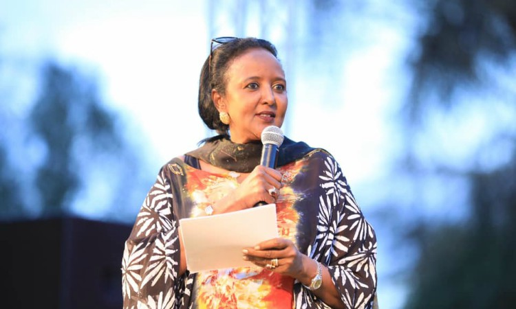 Wololo! CS Amina Mohamed booed on stage at Koroga event (Video)