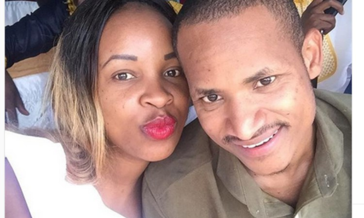 What a husband! Raed Babu Owino's special message to wife Fridah Muthoni