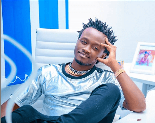 Bahati commits social media 'suicide' days after admitting to being a secular artiste