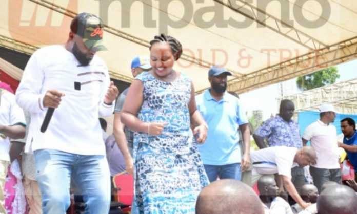 Joho and Waiguru