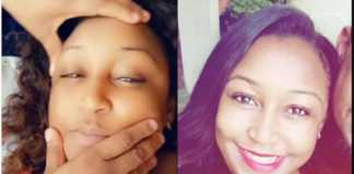 Betty Kyallo and new man