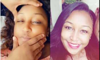 Btty Kyallo and new man 350x210 - 'That man trending on Twitter isn't Betty Kyallo's bae!' close source shares details