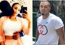 Cedric Anthony and Zari