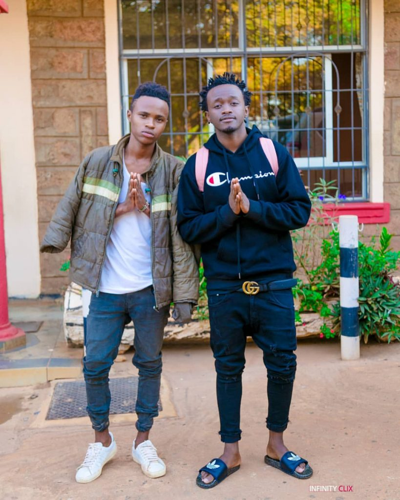 How Bahati and Wezdom got Peter Blessing arrested - Witness audio