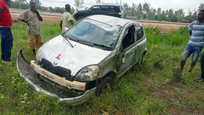 WhatsApp Image 2020 01 16 at 14.43.34 696x392 - Ex Star correspondent escapes death after being involved in an accident