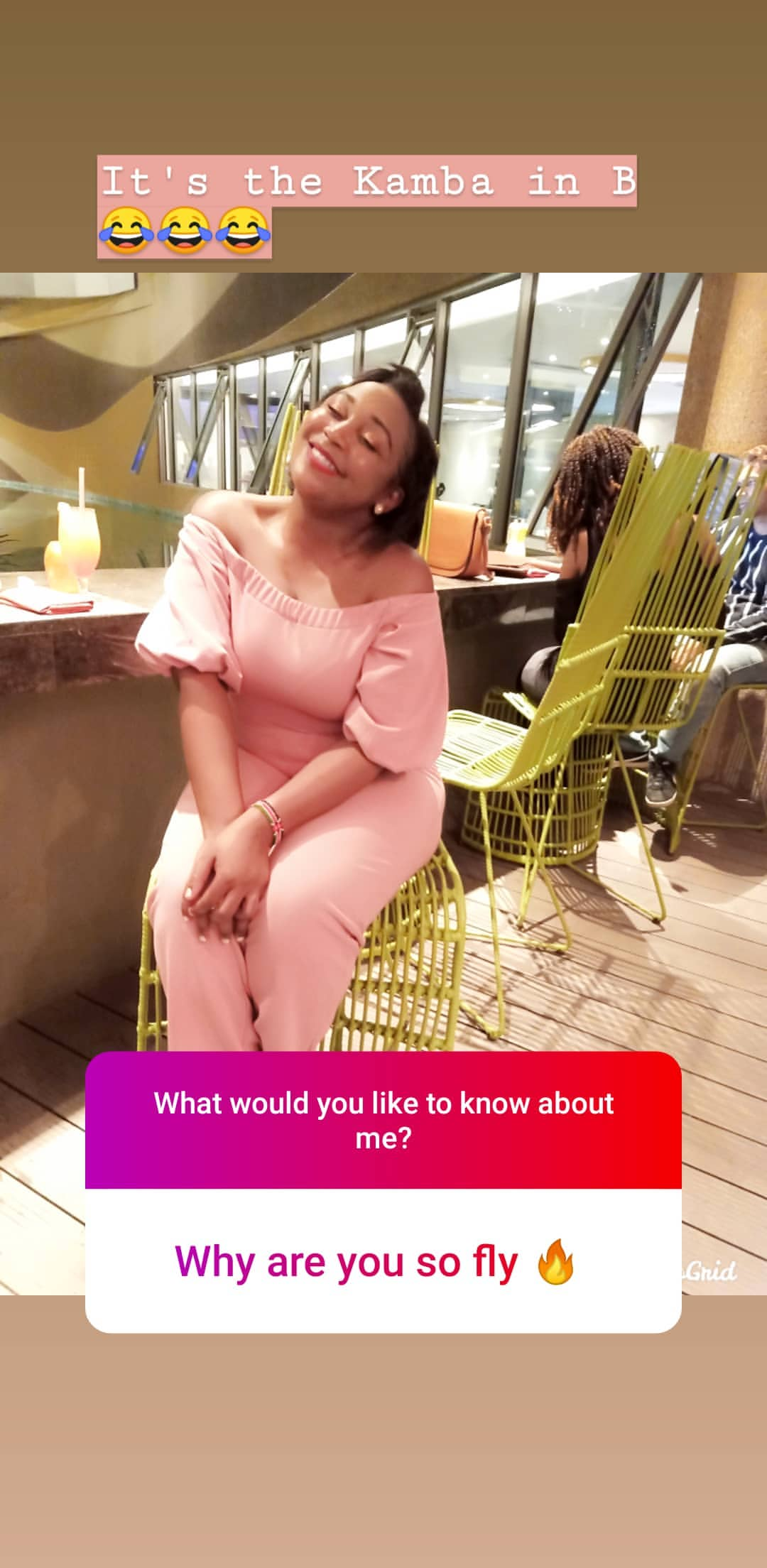 bettymuteikyallos story on Instagram uploaded 30.01.2020 10.29 GMT - Betty Kyallo talks upcoming wedding, fears and Ivanna's recovery
