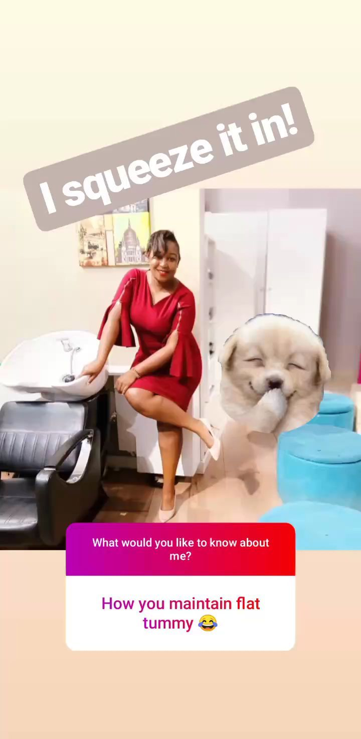 bettymuteikyallos story on Instagram uploaded 30.01.2020 11.08 GMT - Betty Kyallo talks upcoming wedding, fears and Ivanna's recovery