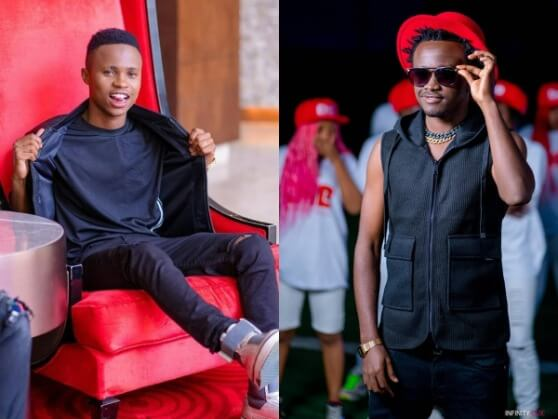 peter blessings 2 1 1 - Watch Peter Blessing's song that annoyed Bahati till he arrested him and the producer