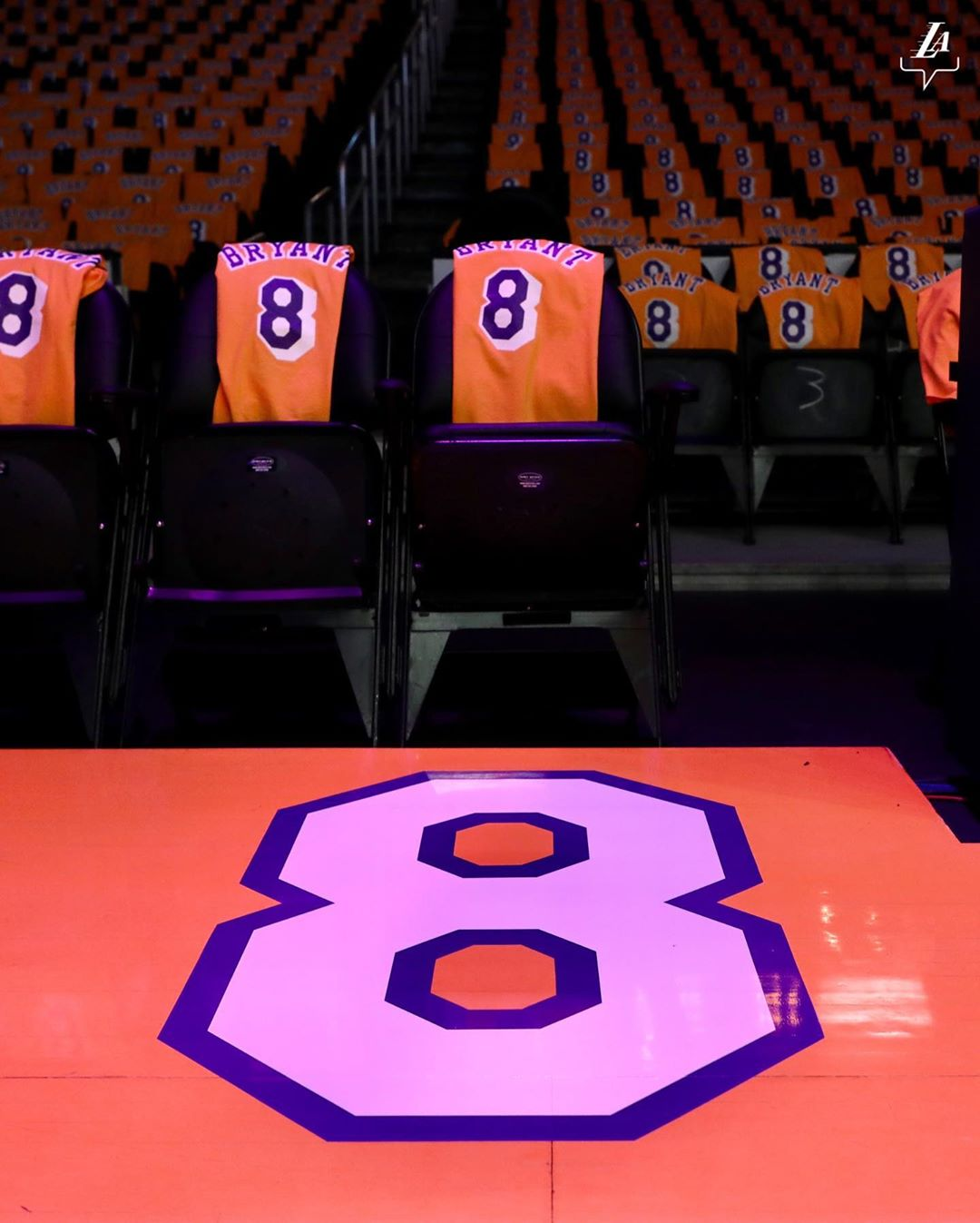 82541839 236000747396926 4112251949104821010 n - Kobe Bryant's jersey numbers 8 and 24 officially retired, here is why