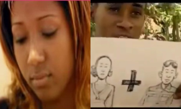 'God is good!' Shouts Z Anto after Binti Kiziwi video vixenreturns home after 7 years in china prison