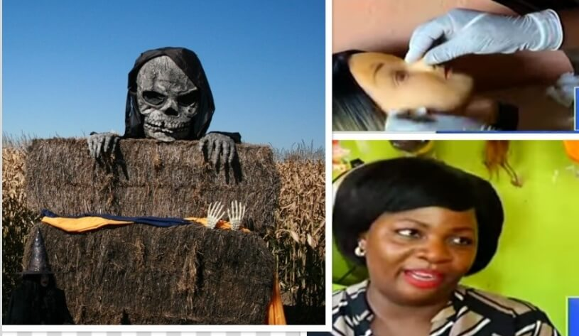 My beautifier: Meet the Malindi lady who makes corpses pretty
