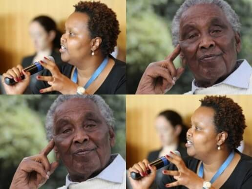 ntimama daughter dead 1 1 - Ole Ntimama's last born dead after collapsing while taking a shower