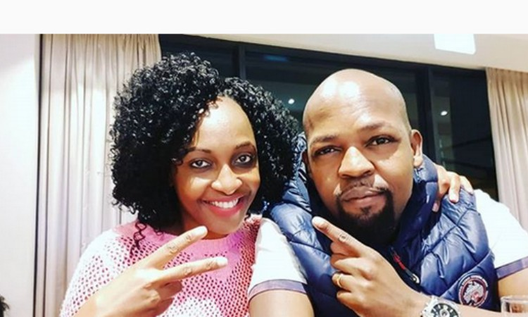 'I do not trust my wife but I love her' Alex Mwakideu talks about marriage