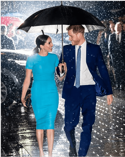 Prince Harry and Meghan