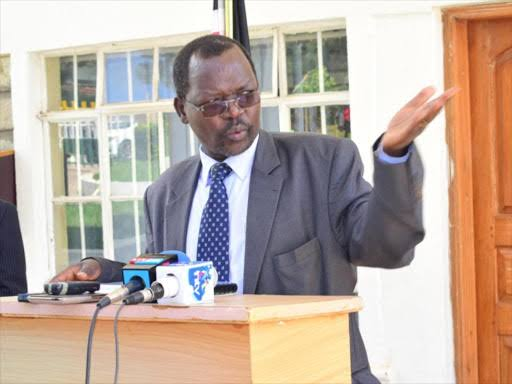 Leaked! Love texts between Governor Lonyangapuo and lover