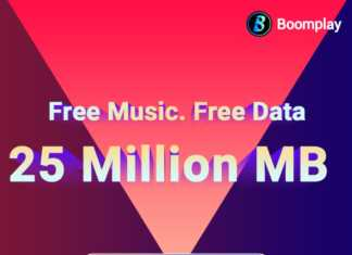 millions of songs for FREE on Boomplay