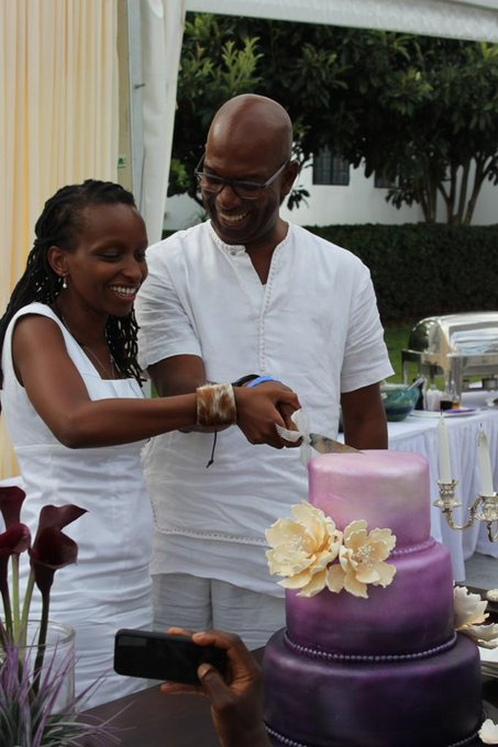 Wambui and Collymore