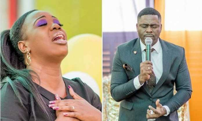 Luwere! Read Ruth Matete's tear-jerking message after losing husband