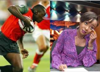 Jacque Maribe mourns