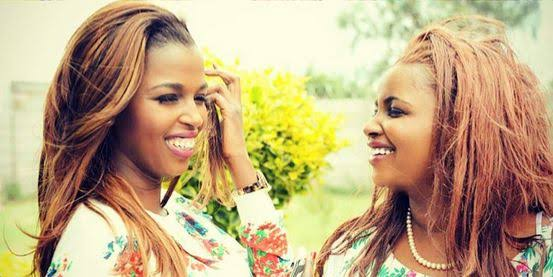 Gone too soon! Anerlisa Muigai's small sister Tecra is dead