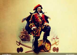 Stand Like The Captain - Captain Morgan