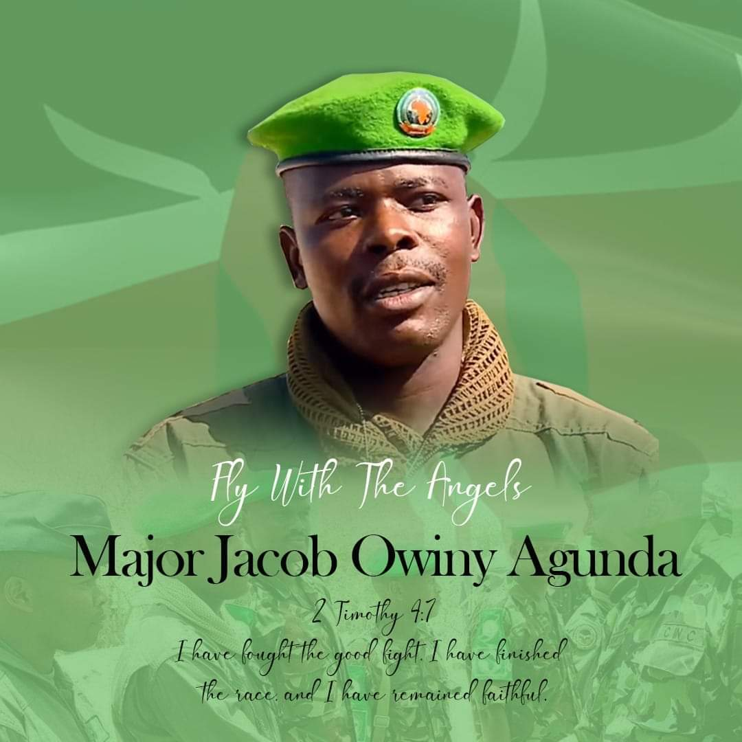 Major Jacob Agunda