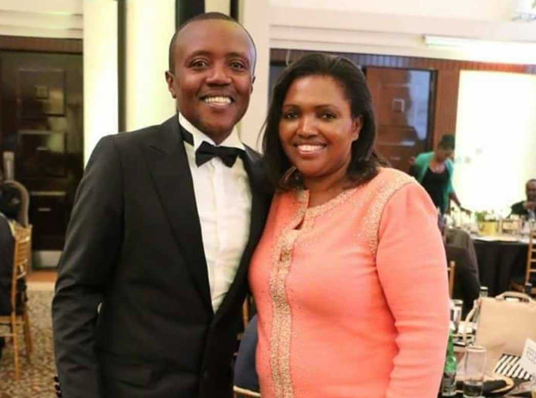 They are trying to break her but.....' Maina Kageni defends ...