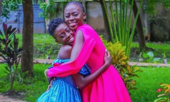 Akothee and Rue